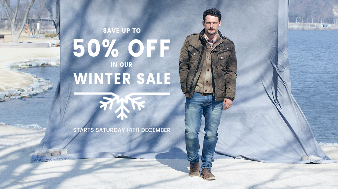 Winter Sale - save up to 50% off